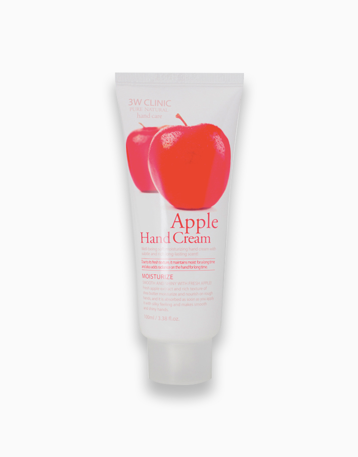 Apple Hand Cream by 3W Clinic