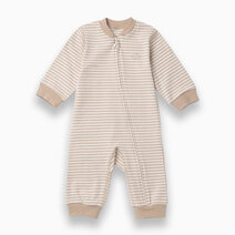 Baby sleepsuit stripes 2
