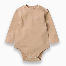 Crewneck bodysuit brown