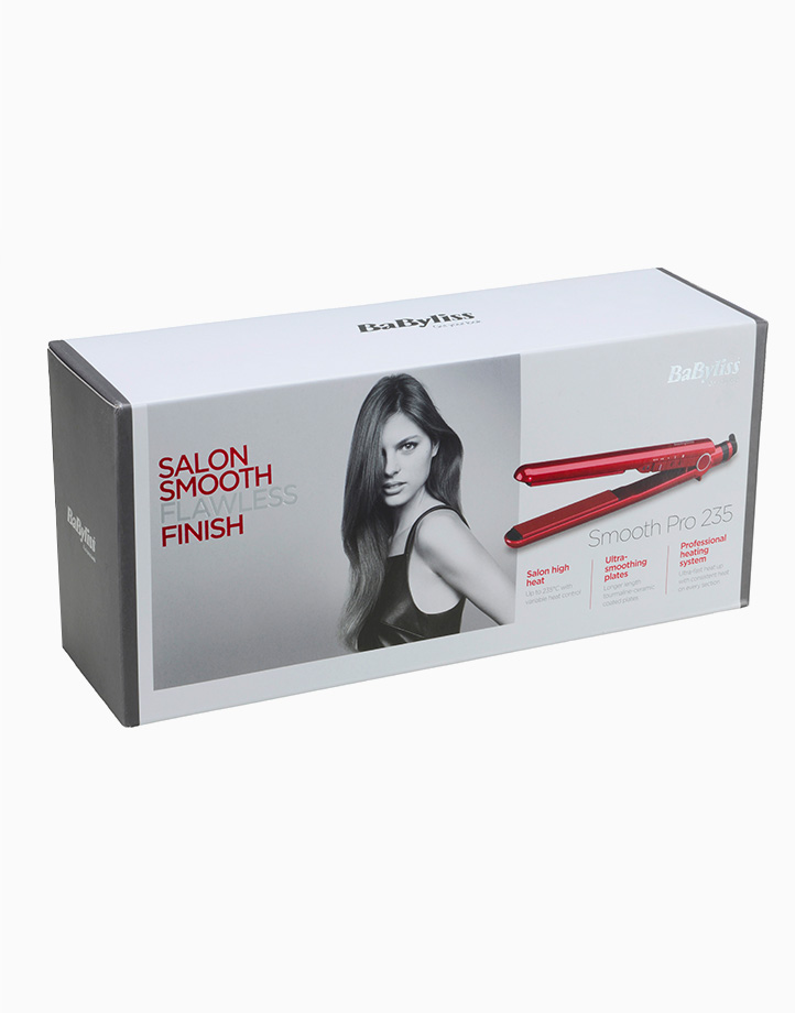 Pro 235 Smooth (Red) by BaByliss