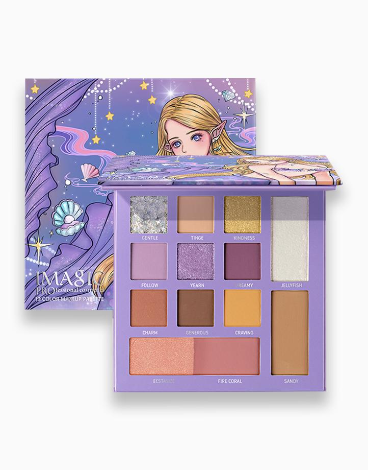 Mermaid Eyeshadow & Blush Palette by Imagic