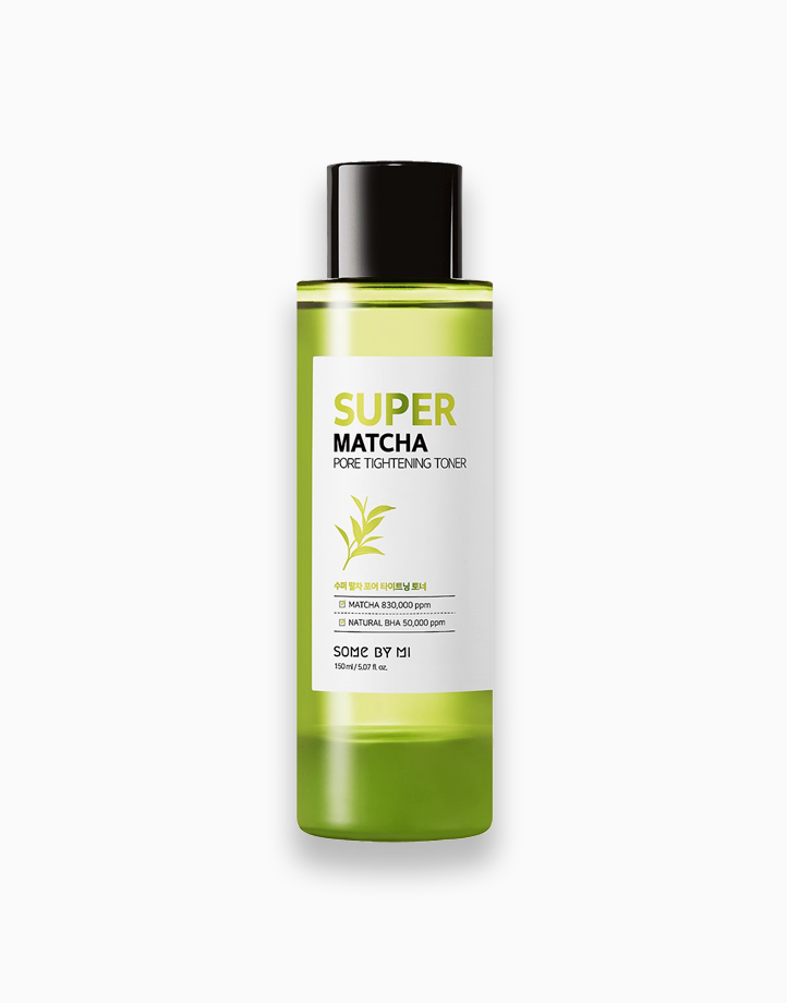 Super Matcha Pore Tightening Toner by Some By Mi