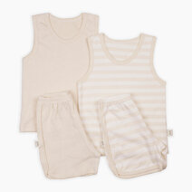 Sando bundle beige 1