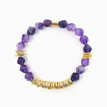 Re my intuitive ally bracelet with amethyst 1