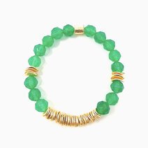 Re fortune awaits bracelet with green aventurine %28for women%29 1