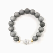 Re gentle guardian with agate druzy and clear quartz %28for women%29 1