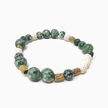 Re inner strength bracelet with tree agate and lava diffuser stone %28unisex%29 1