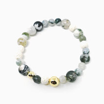 Re inner strength bracelet with tree agate and lava diffuser stone %28for women%29 1