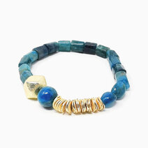 Re motivate bracelet with blue apatite jewels of the nile %28unisex%29 1