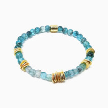 Re motivate bracelet with blue apatite jewels of the nile %28for women%29 1