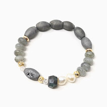 Re serendipity bracelet with labradorite  freshwater pearl  clear quartz and agate druzy %28for women%29 1