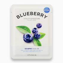 Re the fresh mask sheet blueberry