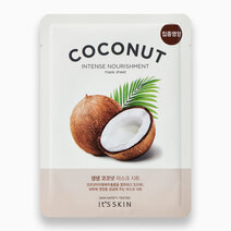 Re the fresh mask sheet coconut