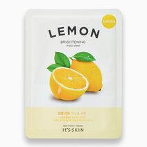 Re the fresh mask sheet lemon