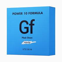 Re power 10 formula gf mask sheet set    10 pcs