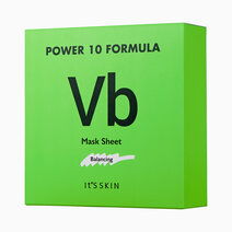 Re power 10 formula vb mask sheet set   10 pcs