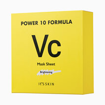 Re power 10 formula vc mask sheet set   10 pcs