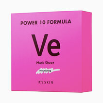 Re power 10 formula ve mask sheet set    10 pcs