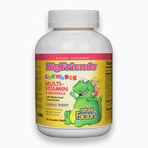 Re big friends multi vitamin   minerals  jungle berry %2860 chewtabs%29