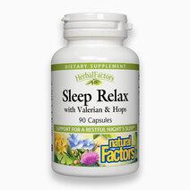 Re sleep relax with valerian   hops  %2890 caps%29