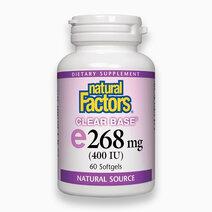Re vitamin e 400iu clear base %2860 sg%29