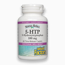 Re stress relax  5 htp  100 mg  60 enteric coated caplets 1