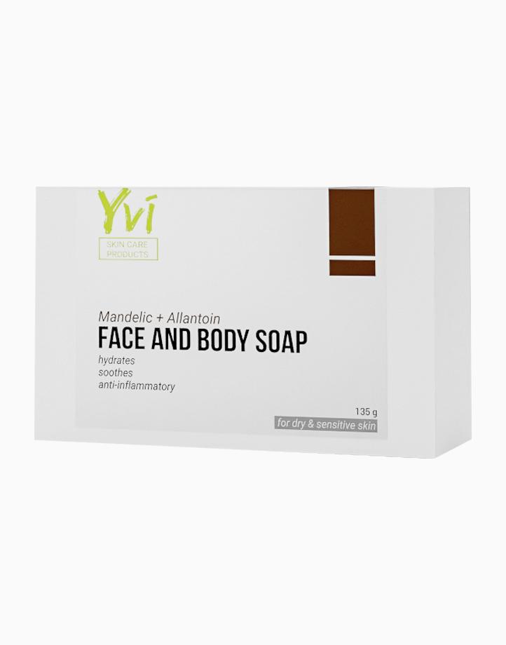 Mandelic Acid + Allantoin Soap by YVI Skin Care Products