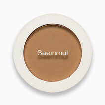 44723 saemmul single blusher br03 cloudy brown