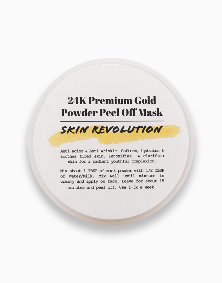 24K Premium Gold Powder Peel Off Mask by Skin Revolution