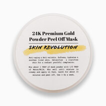 33394 24k premium gold powder peel off mask