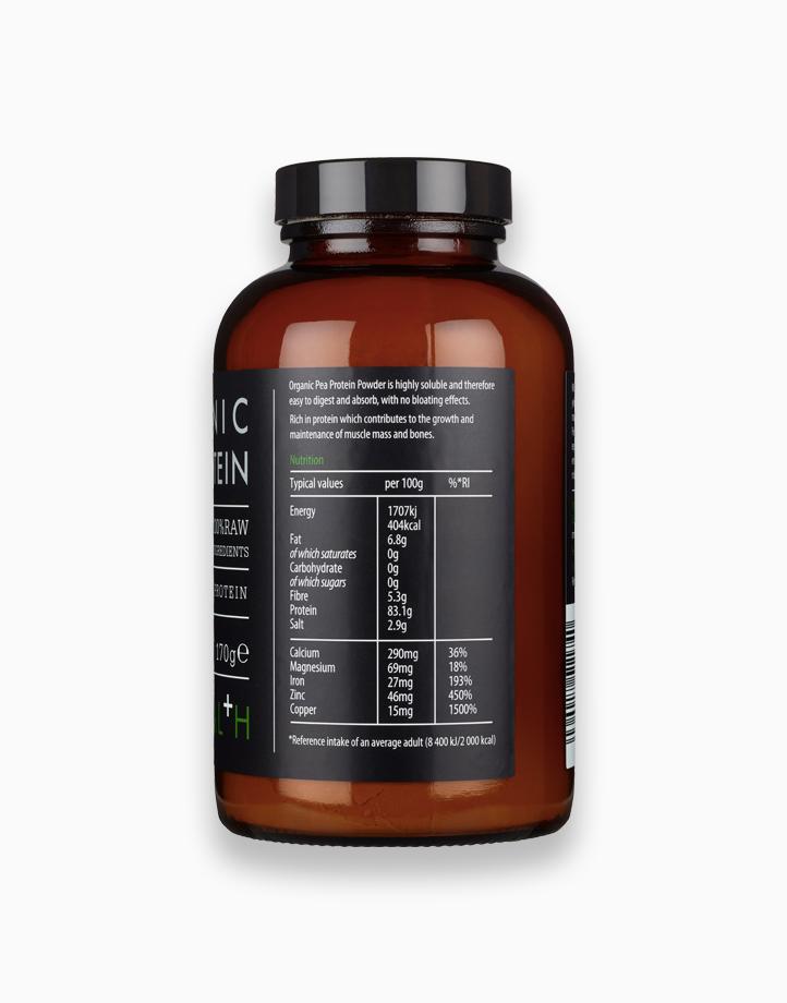 Organic Pea Protein Powder (170g) by Kiki Health