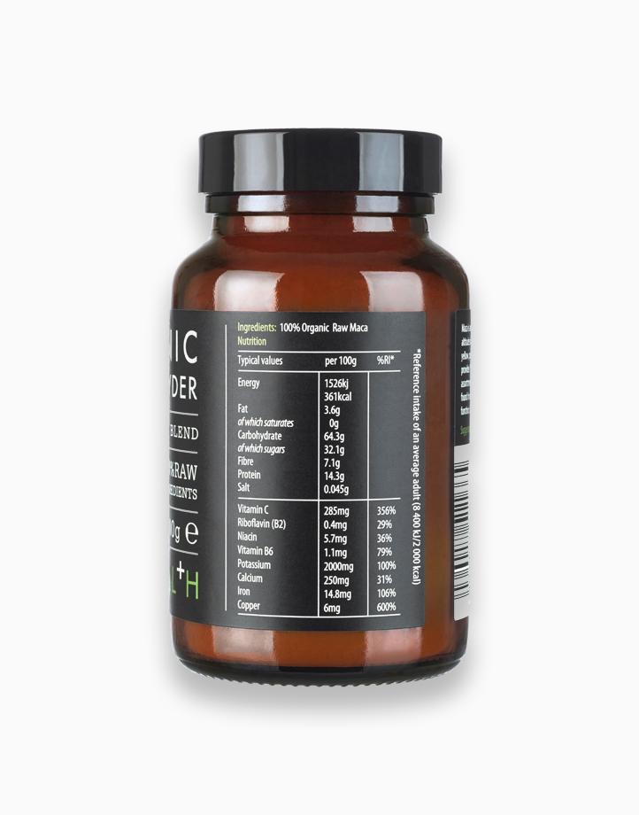 Organic Premium 4 Root Maca Powder (100g) by Kiki Health