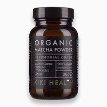 Organic Premium Ceremonial Matcha Powder (30g) by Kiki Health