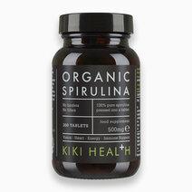 Organic Premium Spirulina Tablets (200s) by Kiki Health