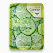 3w clinic cucumber mask