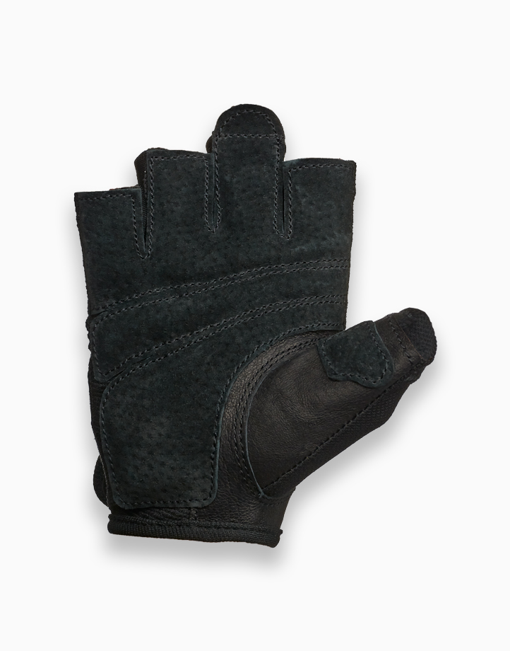 Womens Power Gloves (Black) by Harbinger | Small
