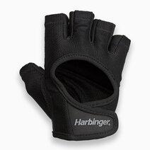 Womens Power Gloves (Black) by Harbinger
