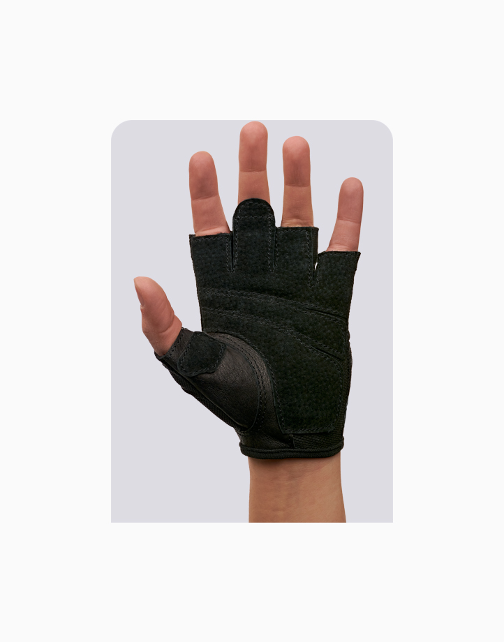 Womens Power Gloves (Black) by Harbinger | Medium