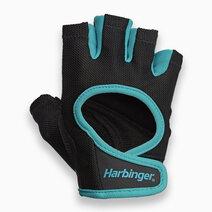 Womens Power Gloves (Blue) by Harbinger