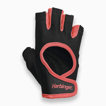 Womens Power Gloves (Coral) by Harbinger