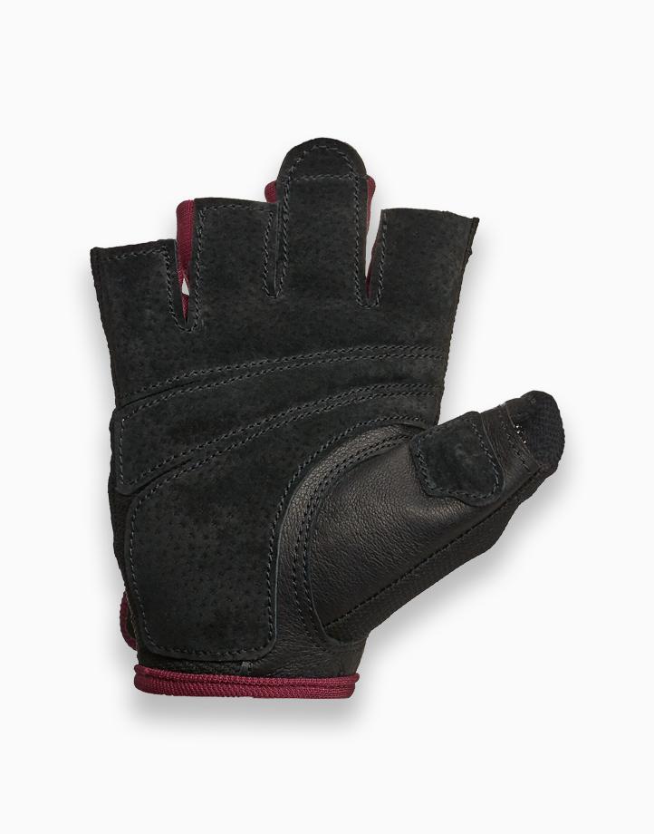 Womens Power Gloves (Merlot) by Harbinger | Large