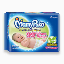 Baby Wipes with Fragrance (76s) by MamyPoko