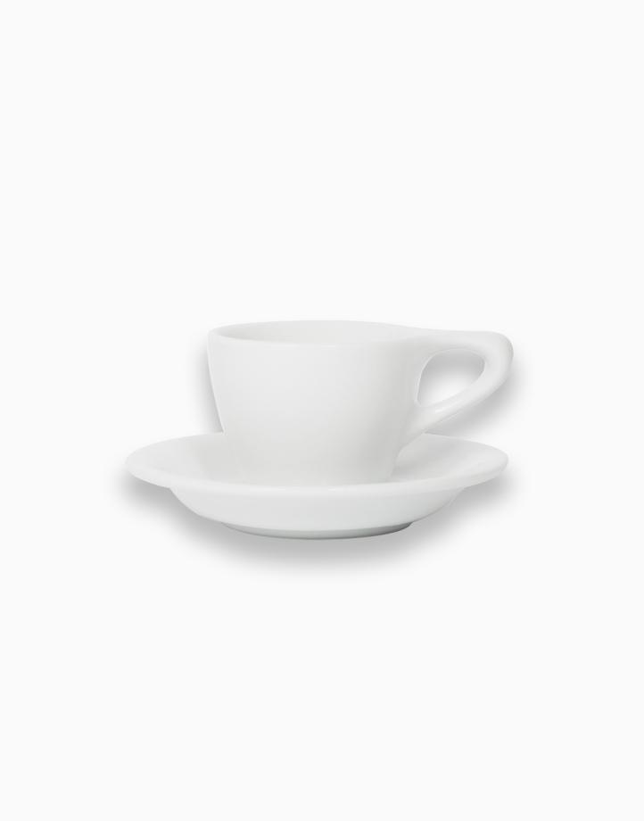 Lino Coffee Cups 3 oz. Espresso (White) by notNeutral