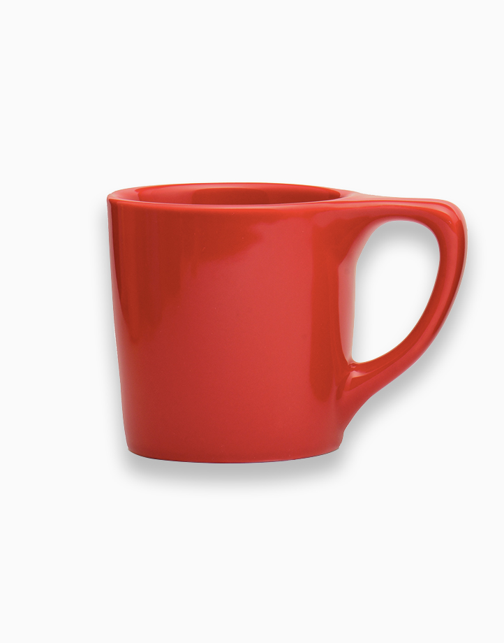 Lino Coffee Mugs 10 oz. by notNeutral   Red