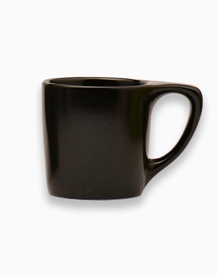 Lino Coffee Mugs 10 oz. by notNeutral   Black