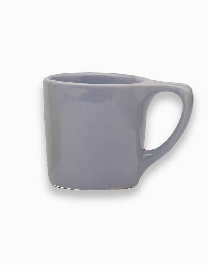Lino Coffee Mugs 10 oz. by notNeutral   Periwinkle