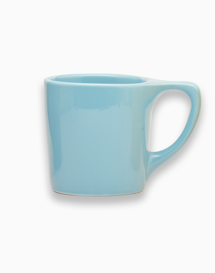 Lino Coffee Mugs 10 oz. by notNeutral   Blue