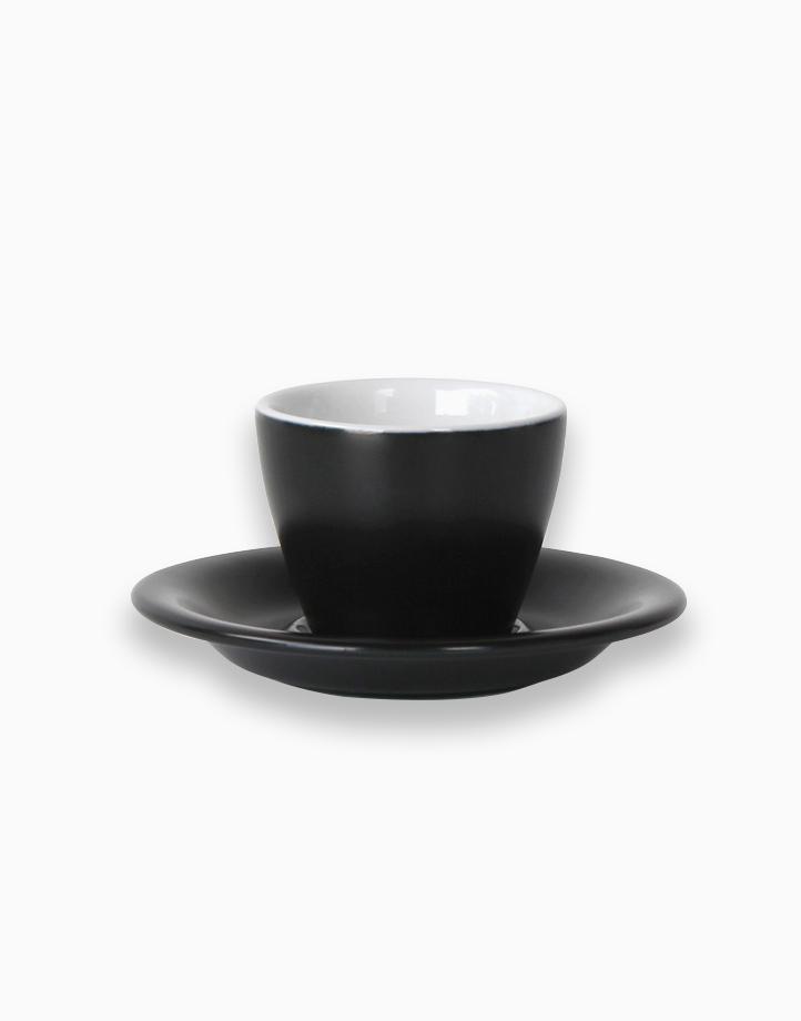 Meno Coffee Cups 3 oz. Espresso (Black) by notNeutral