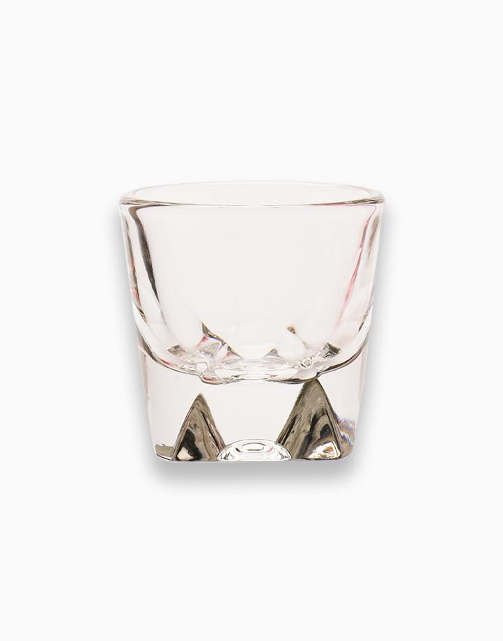 Vero Glassware 3 oz. Espresso by notNeutral   Clear
