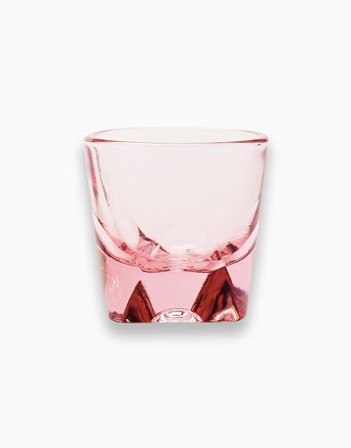 Vero Glassware 3 oz. Espresso by notNeutral   Rose